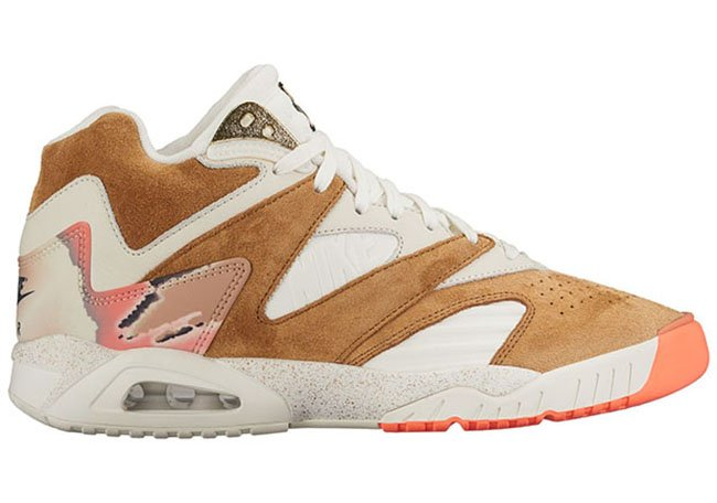 Nike Air Tech Challenge 4 Brown Suede