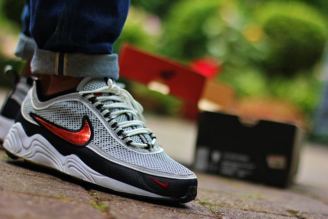 sale retailer d000d 958b2 Nike Air Zoom Spiridon 2016 Retro