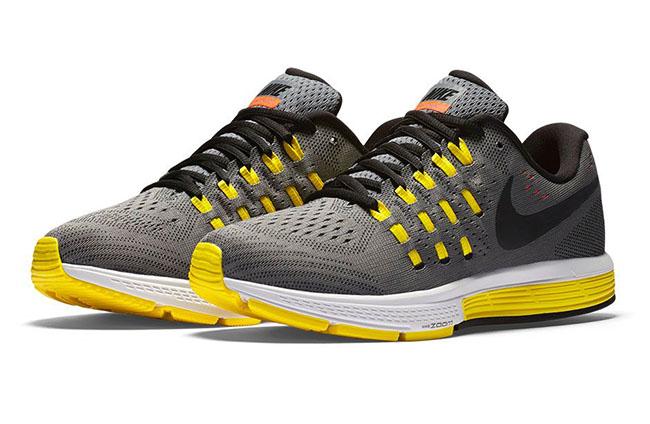 Nike Air Zoom Vomero 11 Grey Yellow