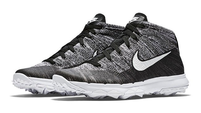 The Nike Flyknit Chukka is Being Made for Golf