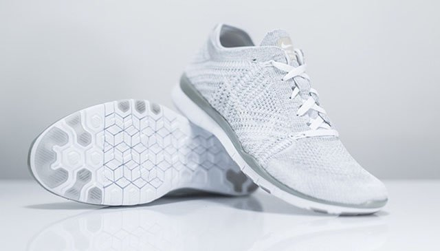 Nike Free TR Flyknit Pure Platinum