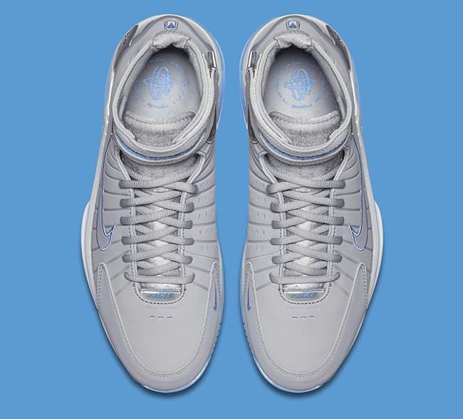 Nike Huarache 2K4 MPLS Grey Blue