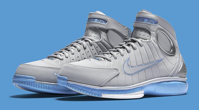 0daee88ef02d Nike Huarache 2K4 MPLS Grey Blue