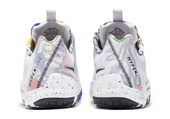 Nike Hyperlive NCS Net Collectors Society