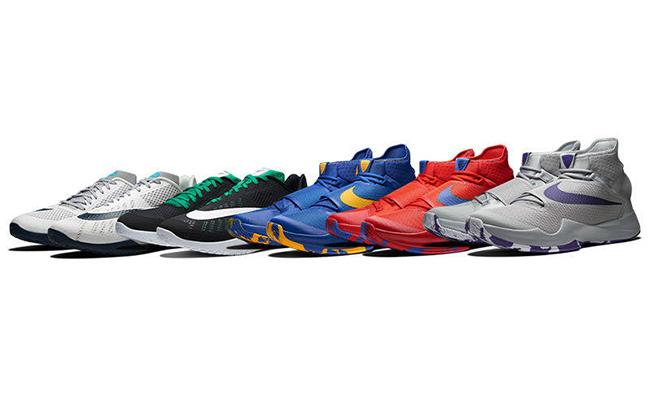Nike HyperRev HyperLive House of Hoops PE