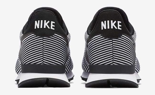 Nike Internationalist KJCRD Black White