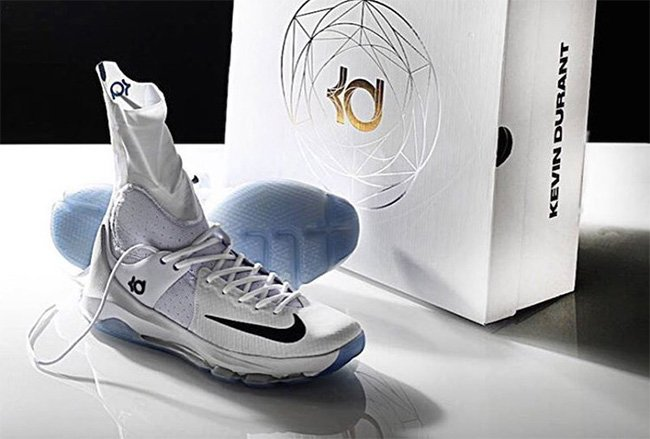 Nike KD 8 Elite Box Packaging
