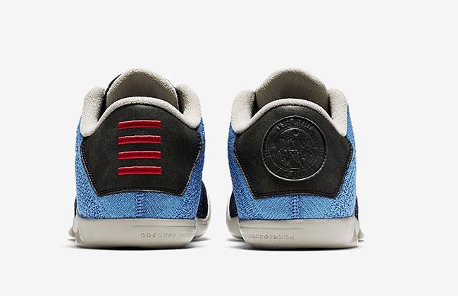 Nike Kobe 11 Brave Blue Release