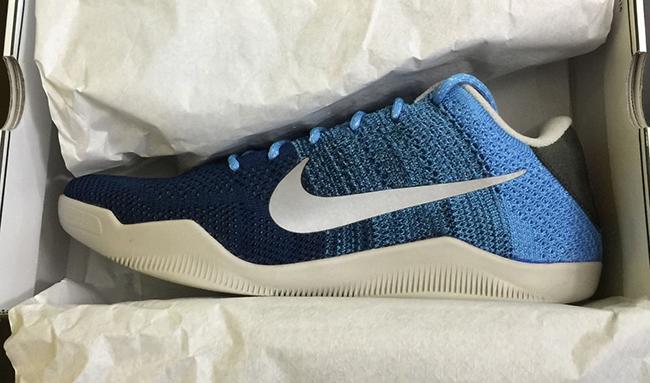 Nike Kobe 11 Brave Blue Release Date