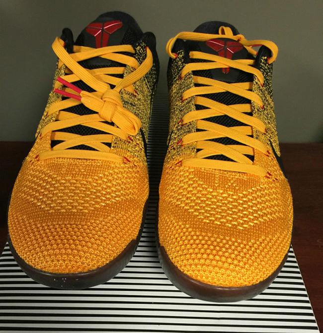 Nike Kobe 11 Bruce Lee