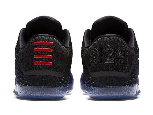 Nike Kobe 11 Eulogy Release Date