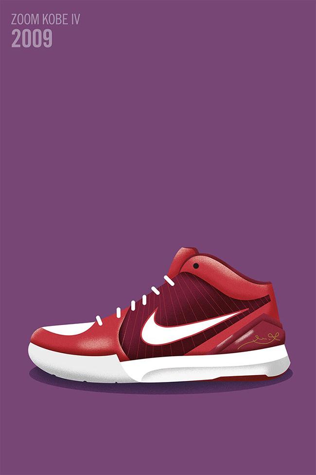 Nike Kobe 4 All Star