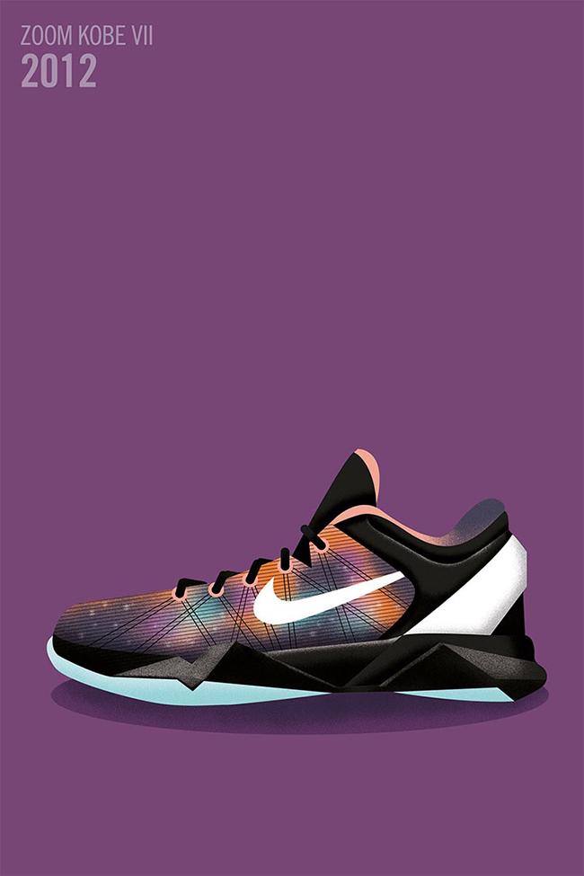 Nike Kobe 7 All Star