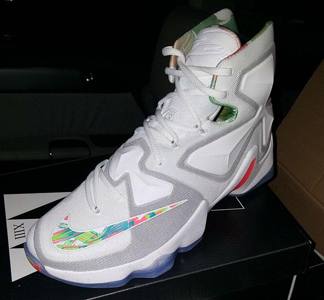 Nike LeBron 13 Easter Release Date