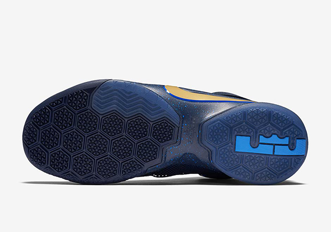 Nike LeBron Soldier 9 FlyEase Blue