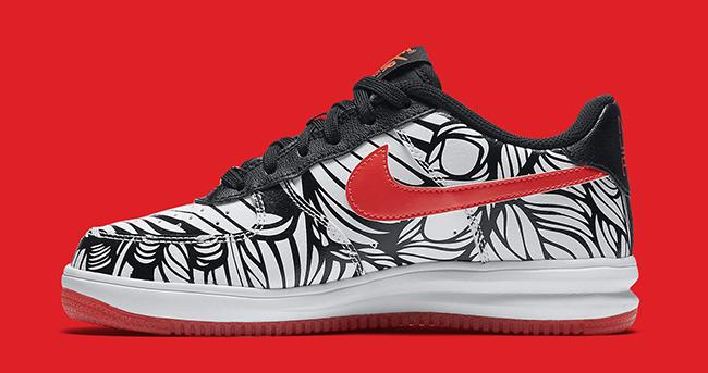 Nike Lunar Force 1 Neymar