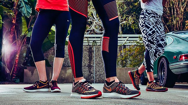 Nike Red Carpet Runner Collection