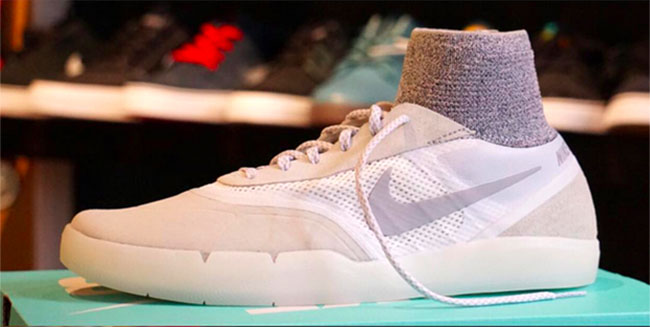 Nike SB Hyperfeel Koston 3 White Grey
