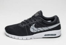 Nike SB Koston Max Flywire Black White