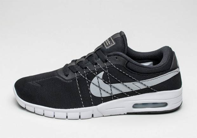 Nike SB Koston Max Flywire Black White