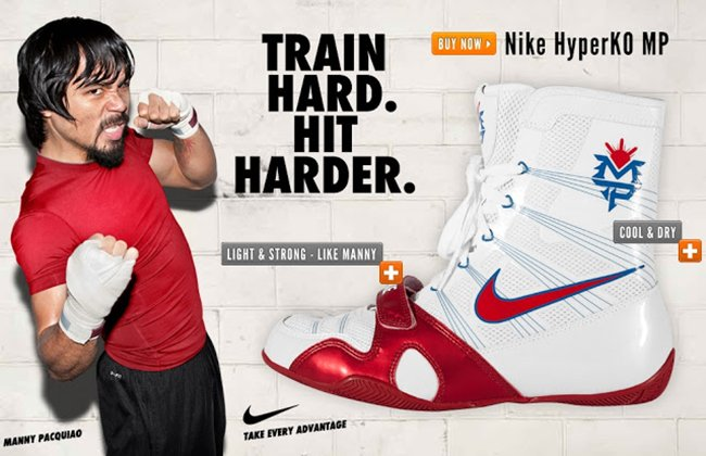 Nike Terminates Manny Pacquiao Gay Comments