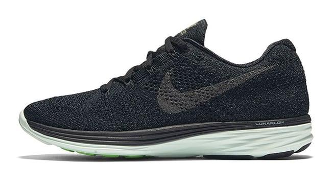 Nike Womens Flyknit Lunar 3 Midnight Pack