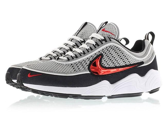 Nike Zoom Spiridon 2016 Black Red