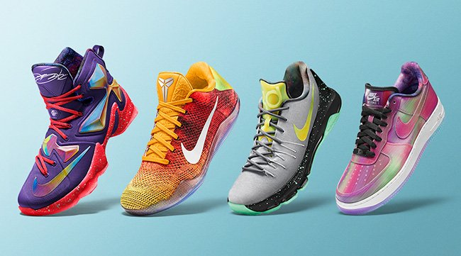 NikeID All Star 2016 Sneakers