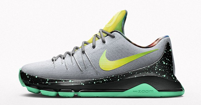 NikeID KD 8 All Star 2016
