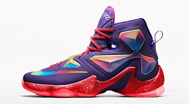 NikeID LeBron 13 All Star 2016