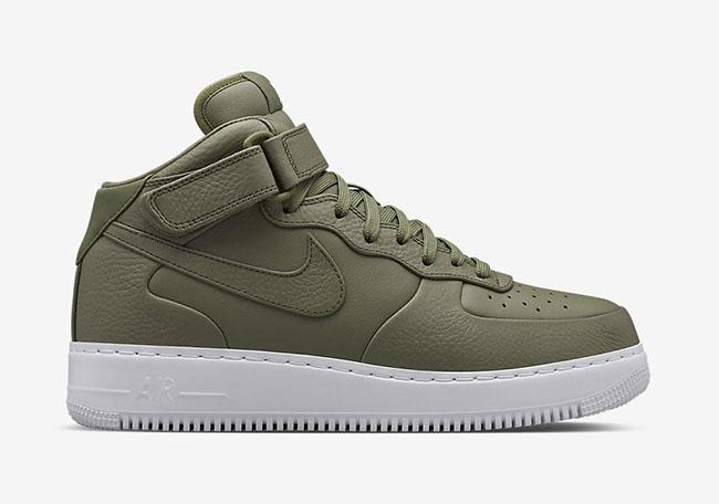 NikeLab Air Force 1 Mid Urban Haze