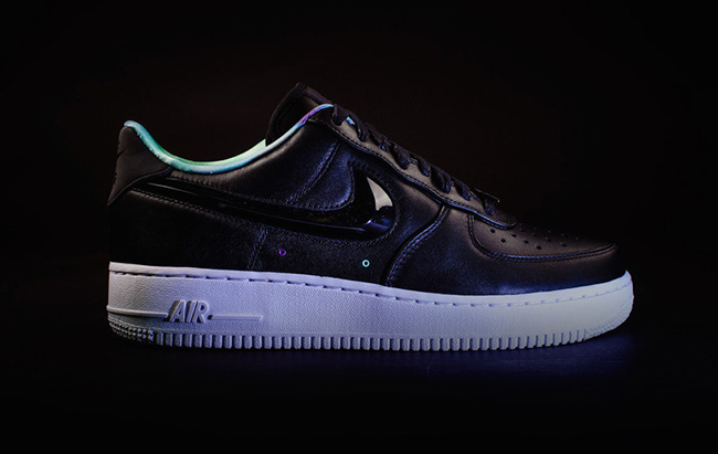 Northern Lights Nike Air Force 1