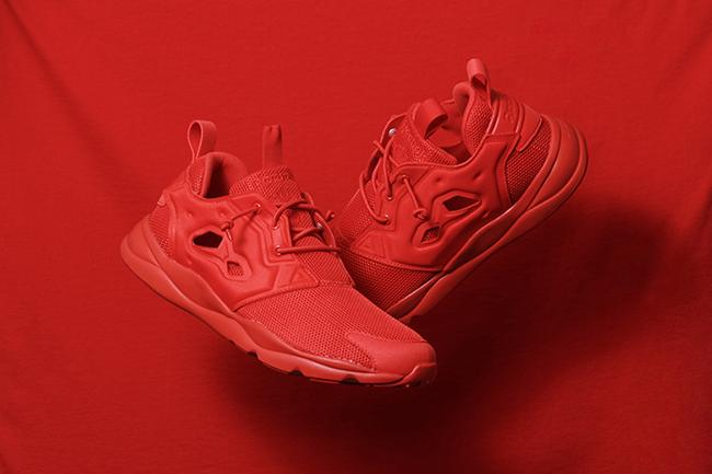 Reebok Furylite Red | SneakerFiles