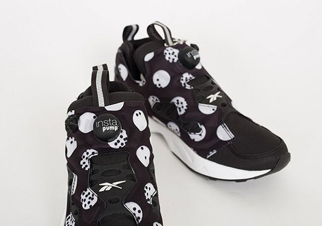 Reebok Insta Pump Fury Road Polka Dot