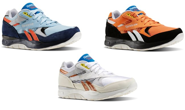 Reebok Ventilator Supreme Space Race Pack