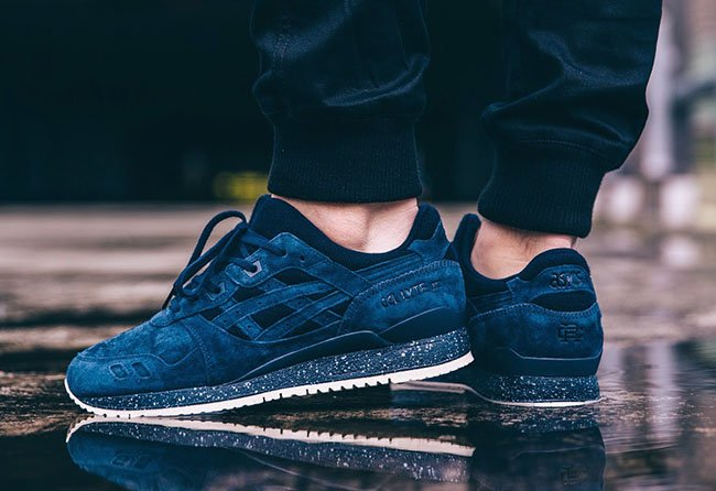 Reigning Champ Asics Gel Lyte III Release