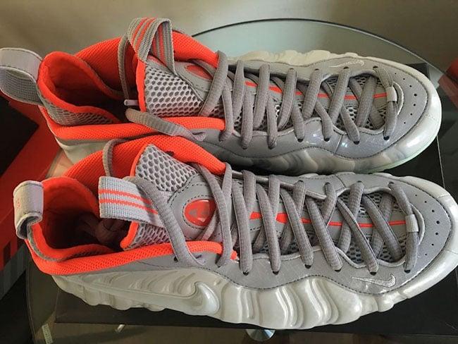 Release Nike Foamposite Pro Pure Platinum