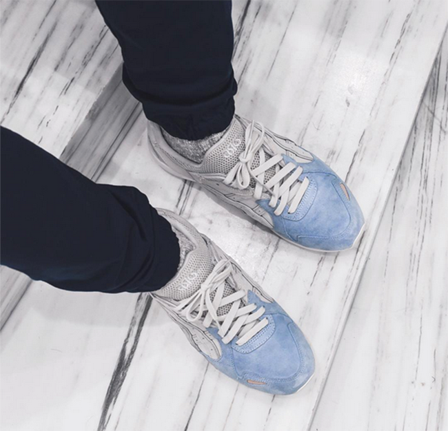 Ronnie Fieg Asics GT Cool Sterling Release Date