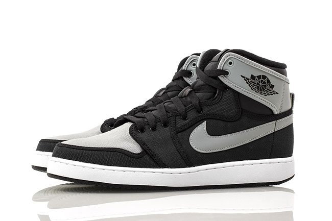 6146a64dec38 Air Jordan 1 Retro High KO OG Shadow Black Grey