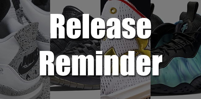 Sneakers Release Feb 12 13 2016 All Star