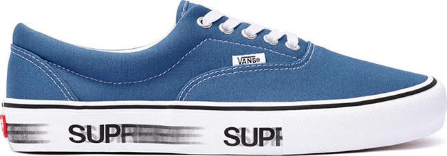 Supreme Vans Motion Blur