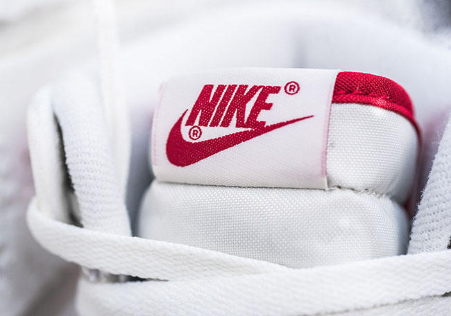 Timeless Canvas Air Jordan 1 KO Red Sail