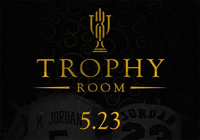 Trophy Room Marcus Jordan May 23