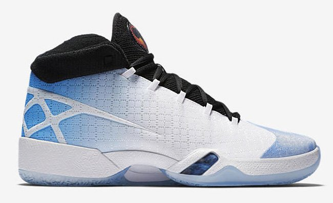 University Blue Air Jordan XXX 30