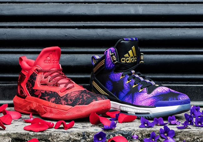 reputable site 077ac 90efe adidas Basketball Florist City 2016 Collection