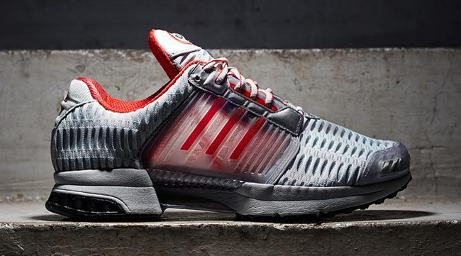 adidas Climacool White Red