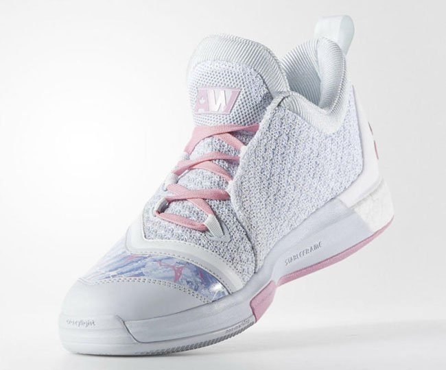adidas Crazylight Boost 2.5 Easter Andrew Wiggins