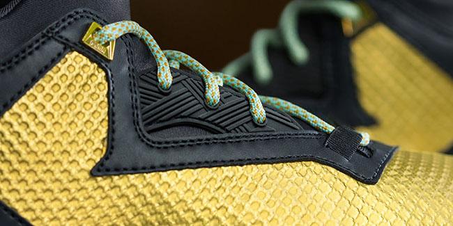 adidas D Lillard 2 Fools Gold