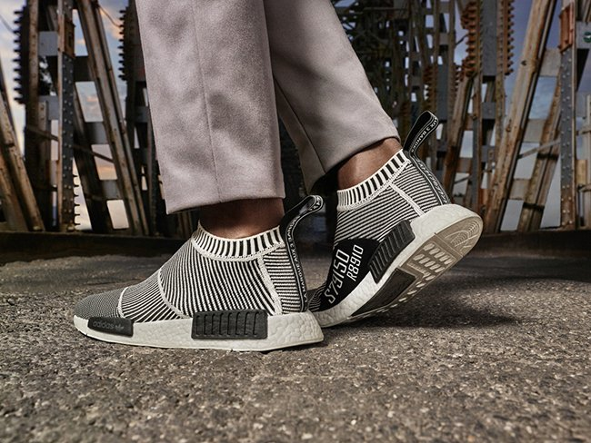 Adidas Originals NMD City Sock Black 24 Osloveien Bil