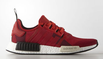 adidas NMD Geometric Camo Red